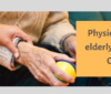 Physical Therapy to elderly patients with COVID-19